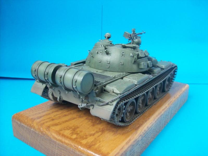 T 55  de Tamiya au 1/35° Maquet30