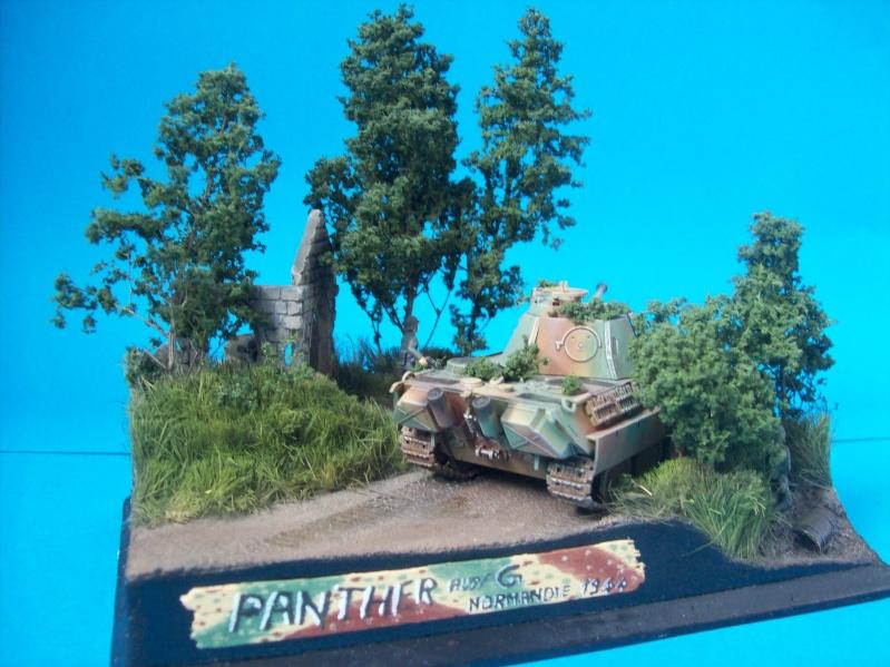 Panther  de Revelle au 1/72° Maquet39