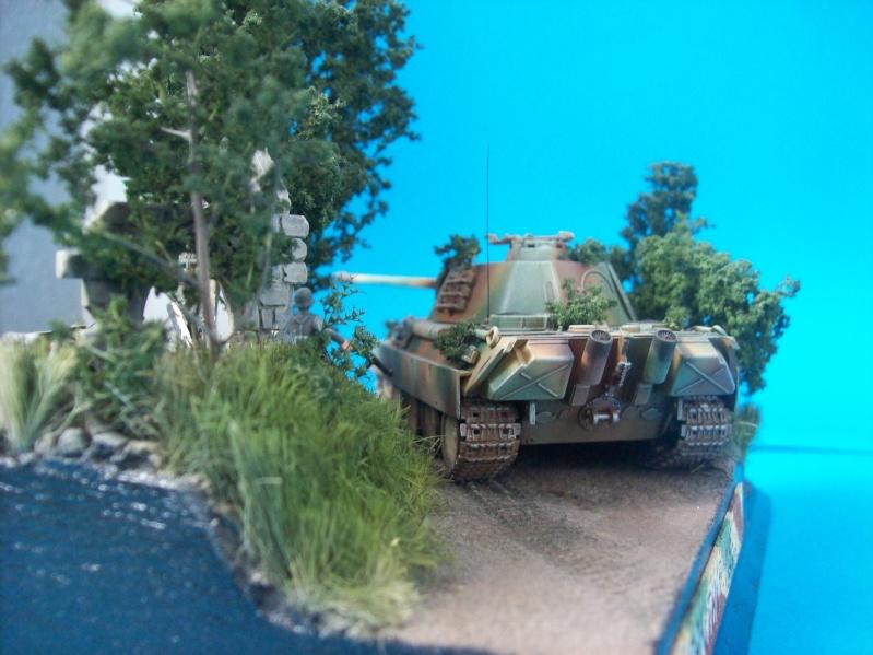 Panther  de Revelle au 1/72° Maquet42