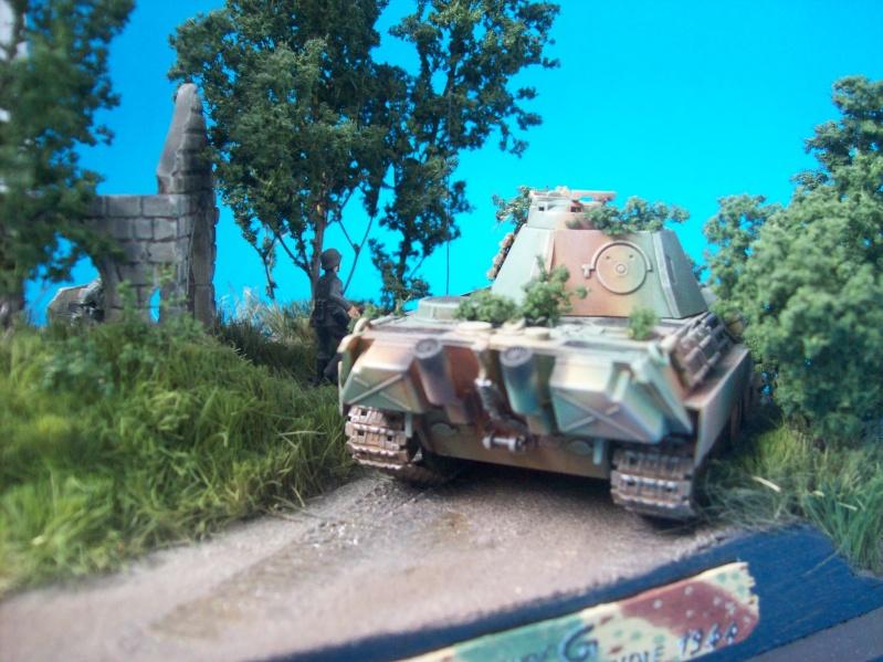 Panther  de Revelle au 1/72° Maquet43