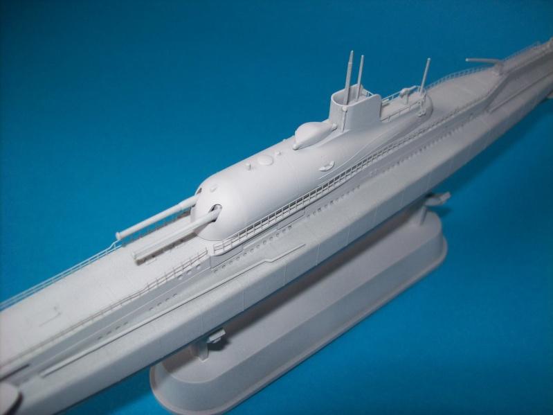 sous marin surcouf Maquet56