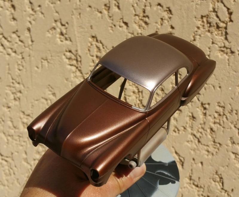 """#2 : Oldsmobile 1950 Mild Custom """"FEODORA"""" - Page 2 2015-111"""