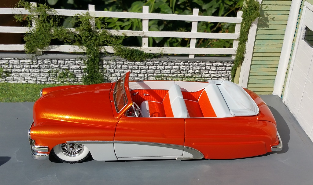 "Mercury 1949 Convertible ""Veronika"" - Page 5 20150914"