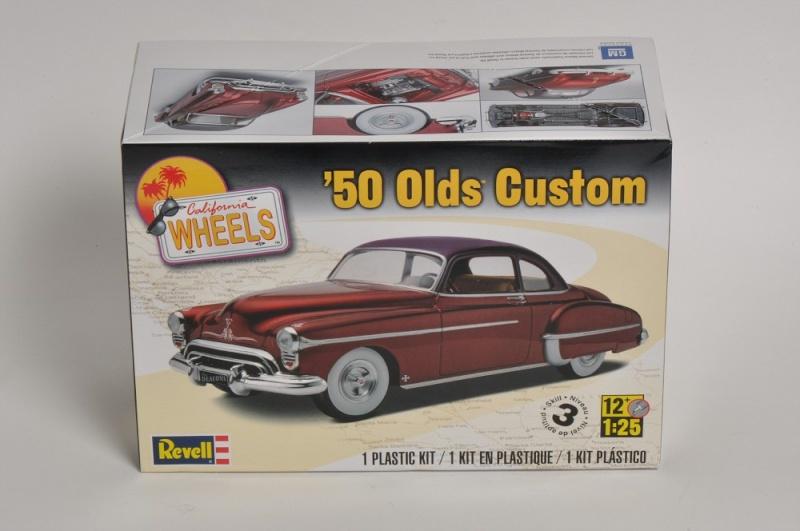 """#2 : Oldsmobile 1950 Mild Custom """"FEODORA"""" Dsc_0110"""