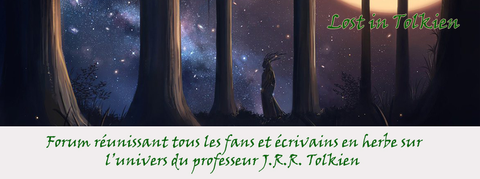 Lost In Tolkien