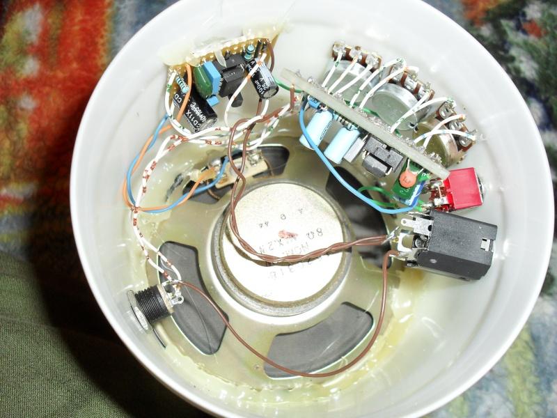 Demo de mon astucieux A-TOM AMP (petit ampli home made) Sdc14911