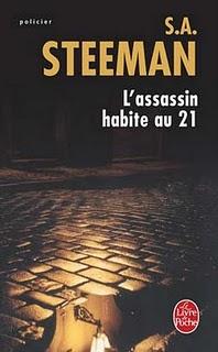 [Steeman, Stanislas-André] L'assassin habite au 21 Assass10