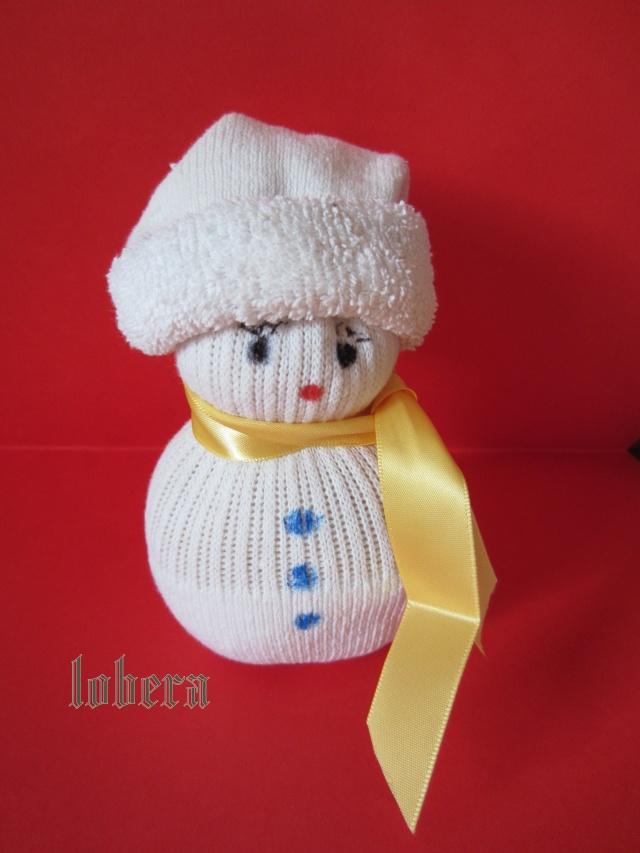 bonhome de neige Neige10