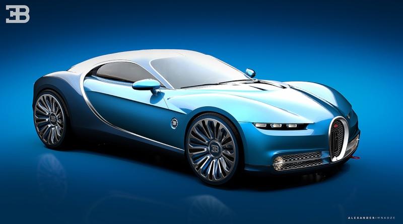 2016 - [Bugatti] Chiron  - Page 7 4d728110