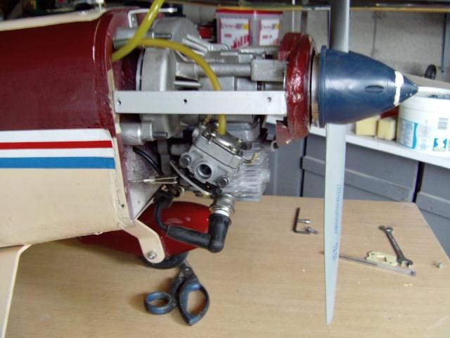 Comment doper un moteur de taille haie pour le rendre plus puissant Moteur10