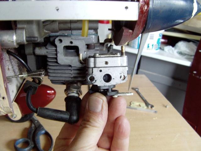 Comment doper un moteur de taille haie pour le rendre plus puissant Moteur12