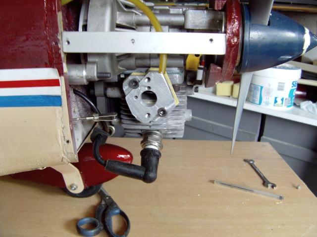 Comment doper un moteur de taille haie pour le rendre plus puissant Moteur16