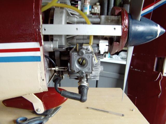 Comment doper un moteur de taille haie pour le rendre plus puissant Moteur17