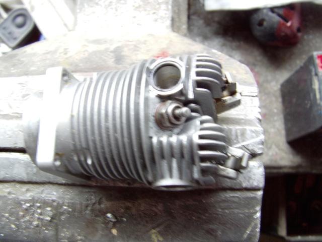 Réparation impossible sur Saito FA 100 Moteur24