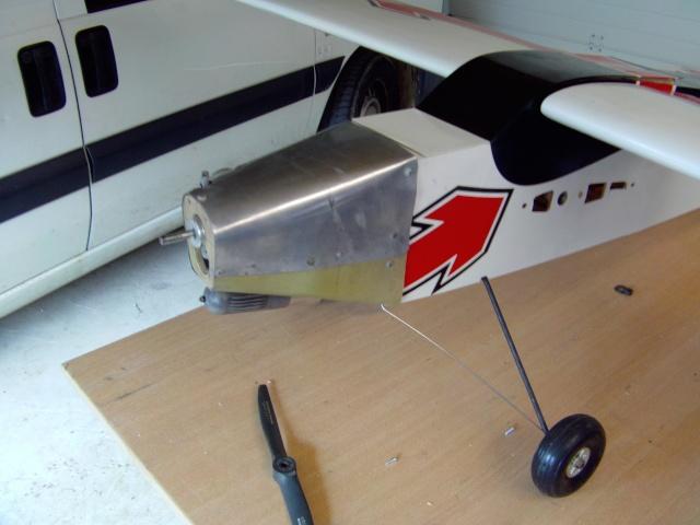 Avion club transformé en Pilatus Turbo porter N° 191 Pilatu19