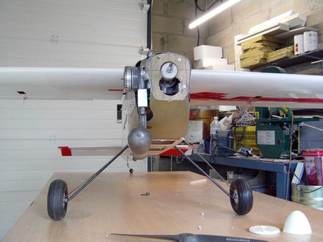 Avion club transformé en Pilatus Turbo porter N° 191 Pilatu21