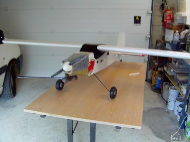 Avion club transformé en Pilatus Turbo porter N° 191 Pilatu22