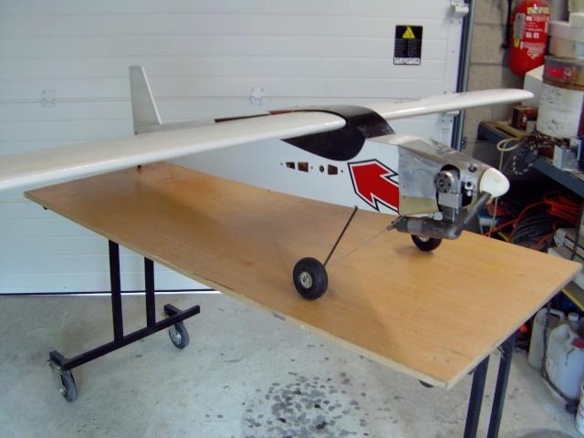 Avion club transformé en Pilatus Turbo porter N° 191 Pilatu23