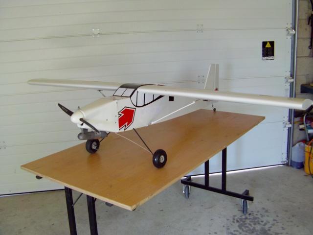 Avion club transformé en Pilatus Turbo porter N° 191 Pilatu26