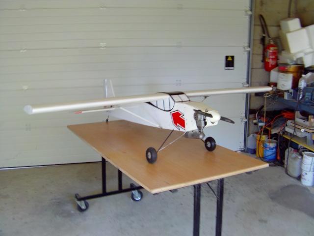 Avion club transformé en Pilatus Turbo porter N° 191 Pilatu27