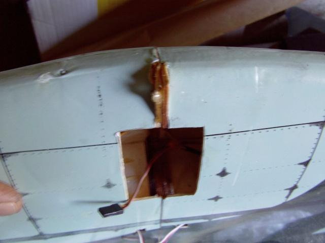 Réparation d'un petit MIG 3 Rypara12