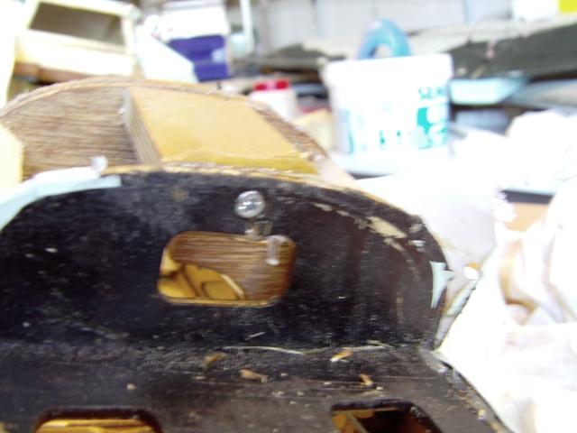 Réparation d'un petit MIG 3 Rypara18