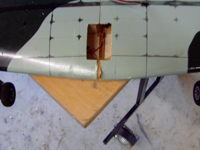 Réparation d'un petit MIG 3 Rypara22
