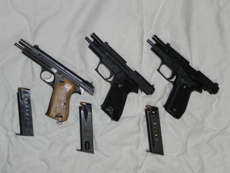 SIG P210, P220 et P226... Dscn5910