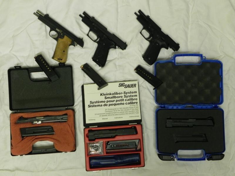 SIG P210, P220 et P226... Dscn5912