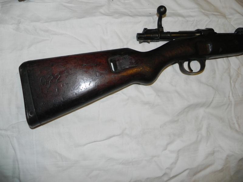 Mauser israélien Dscn5926