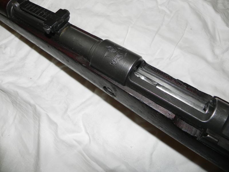 Mauser DSM 34 (à présent) éligible au TAR - Page 2 Dscn5936
