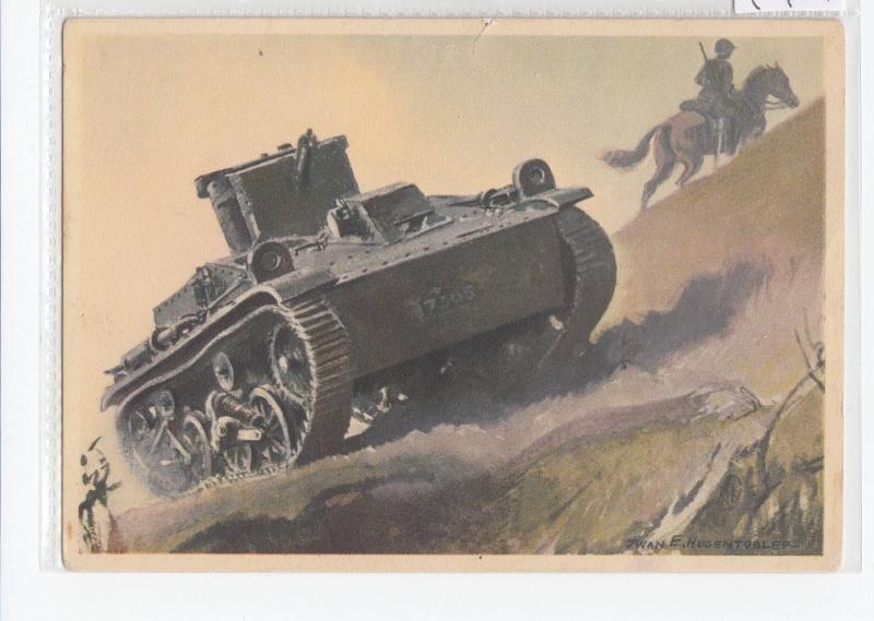 Iwan Edwin Hugentobler Panzer10