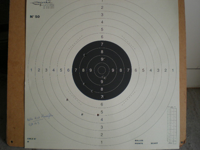 rechargement 9x23 STEYR ma solution - Page 2 Cible110