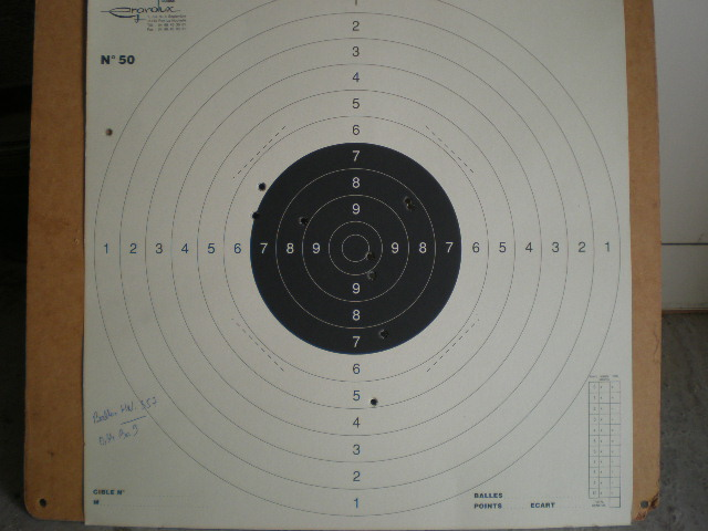 rechargement 9x23 STEYR ma solution - Page 2 Cible210