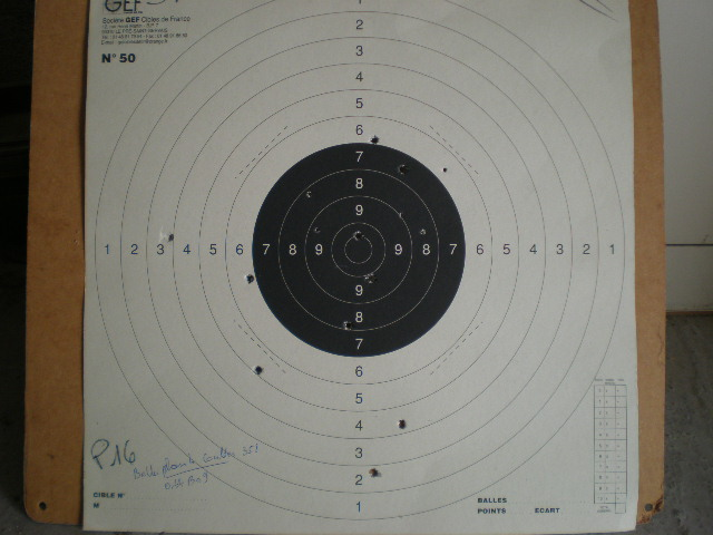 rechargement 9x23 STEYR ma solution - Page 2 Cible310