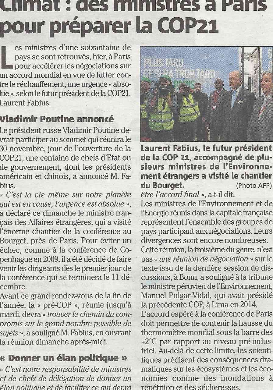 COP21 à Paris Numyri10