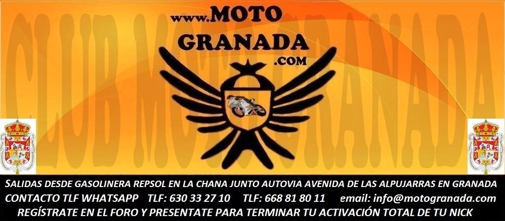 MOTO CLUB MOTOGRANADA  (A.M.E.)