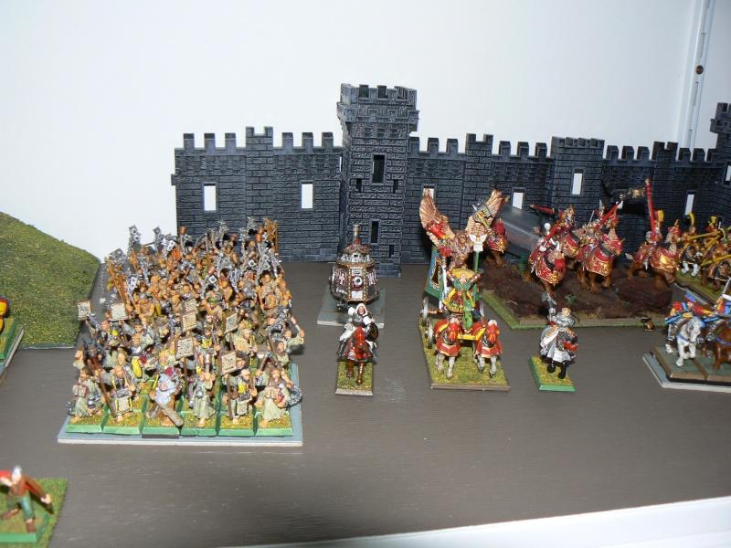 Mon Armée de L'Empire traditionnelle. P1130813