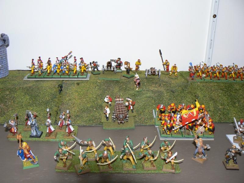 Mon Armée de L'Empire traditionnelle. P1130816