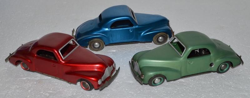 voitures américaines en jouet made in Marseille Gem-11