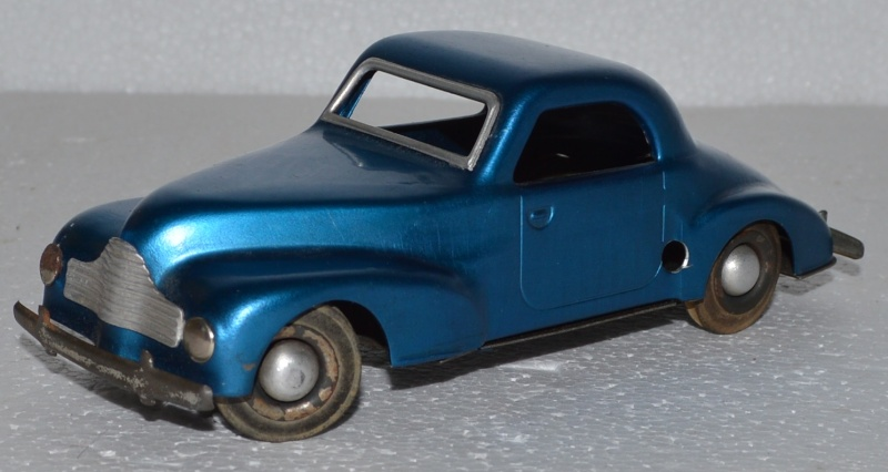 voitures américaines en jouet made in Marseille Gem11