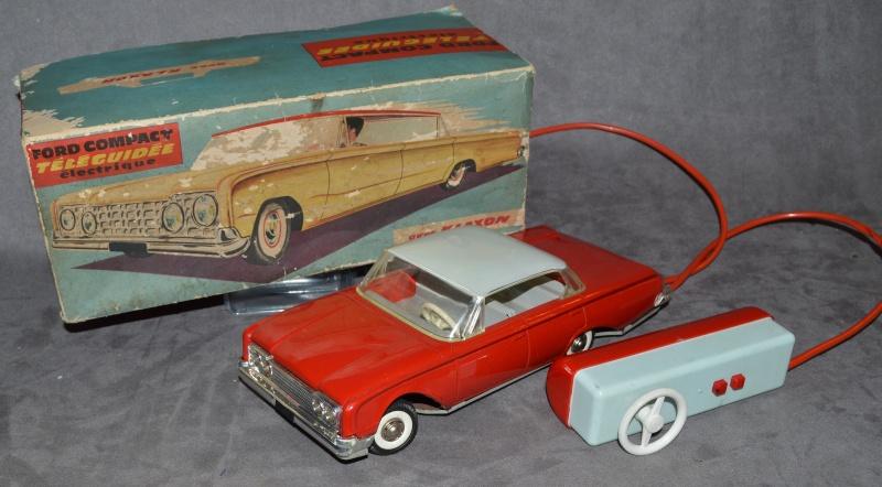 voitures américaines en jouet made in Marseille Gh10