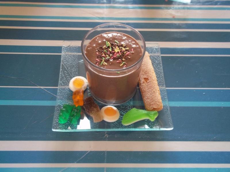 milk-shake banane-poire au cacao aromatisé à la fraise 100_0618