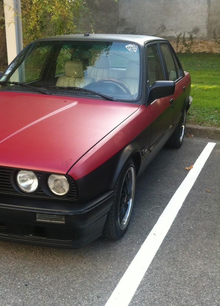 [26] BMW 323i E30 de '84 Photo10