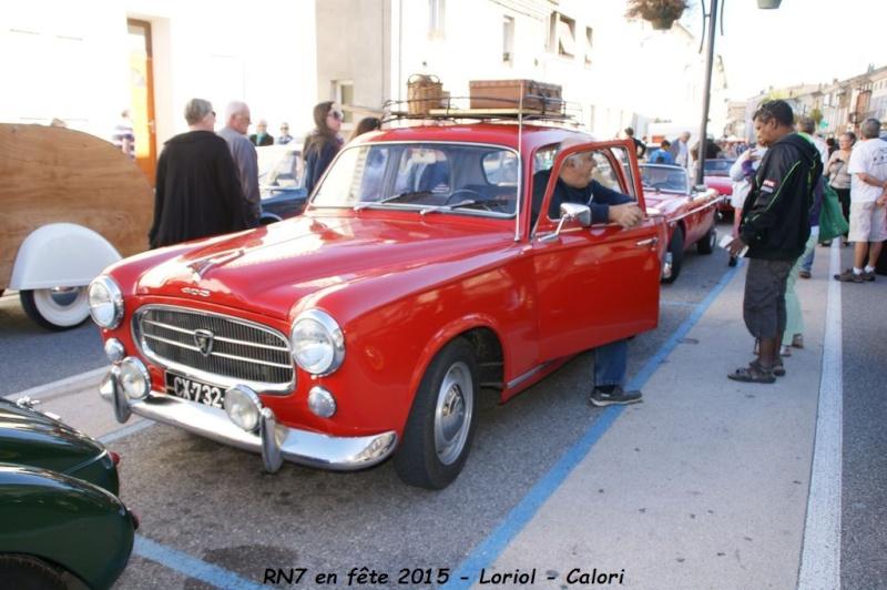 [26] 19/09/2015 - RN7 en fête à Loriol sur Drôme Dsc08178