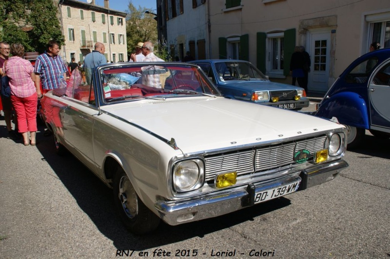 [26] 19/09/2015 - RN7 en fête à Loriol sur Drôme - Page 3 Dsc08364