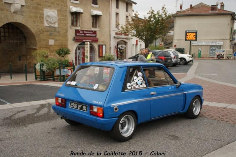 [26][18 octobre 2015] 7ème ronde de la Caillette  - Page 3 Dsc08609