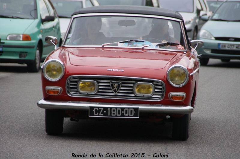 [26][18 octobre 2015] 7ème ronde de la Caillette  Dsc08615
