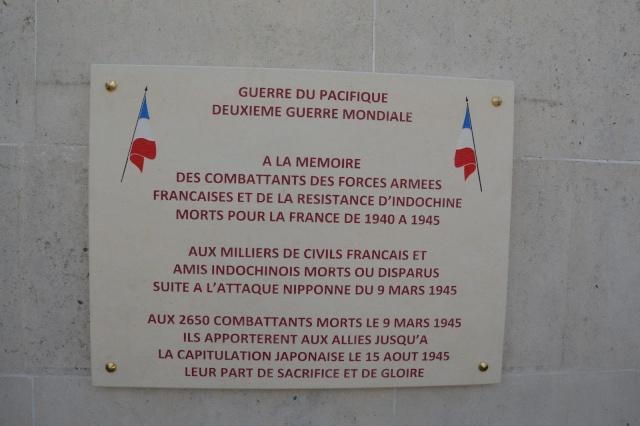 Commémoration du 9 mars 1945 et de la fin de la guerre dans le Pacifique Dsc_0311