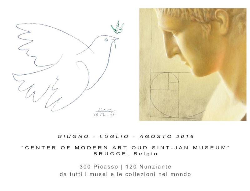 Picasso - Mirò - Nunziante - Bruges (B) 27 Giugno- 27 Settembre 2016 12141610
